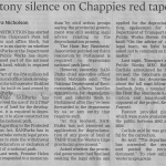 stoney-silence-on-chappies-red-tape